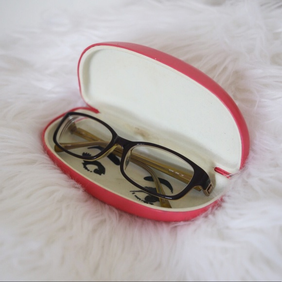3808ffab2a kate spade Accessories - Authentic Kate Spade Regine 0FW9 Eyeglasses w Case